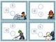 Winter Kids Write the Math Room