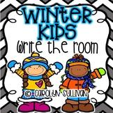 Winter Kids -- Write the Room!!