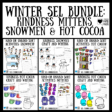 Winter Kindness SEL Bundle to Teach Kindness and Character