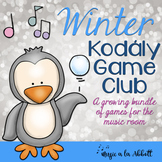 Winter Kodály Game Club!