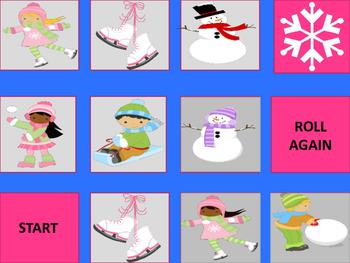 Winter Land: English/Language Arts Activities