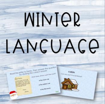 Winter Language
