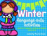 Winter Language Arts
