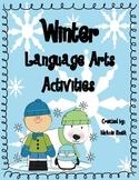 Winter Language Arts Activites