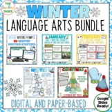 Winter Language Arts Bundle