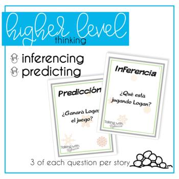 Winter Language Comprehension Spanish