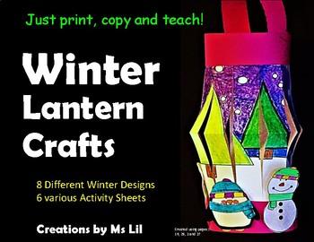 Winter Craft  ::  Winter Art  ::  Winter Activities