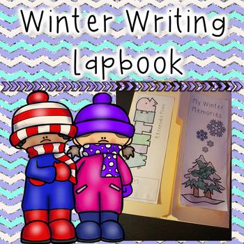 Winter Lapbook - A Writing Keepsake Project