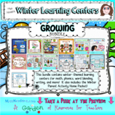 Winter Learning Centers Growing Bundle