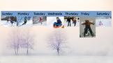 Winter Lesson 2 PPT
