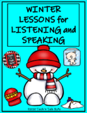 Winter Lessons for Listening and Speaking