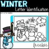 Winter Letter Identification