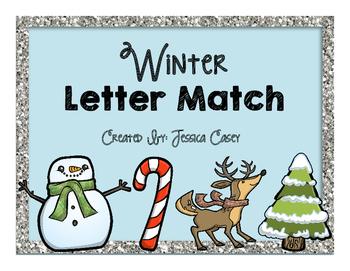- Winter - Letter Match