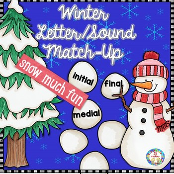 Winter Letter/Sound Correspondence