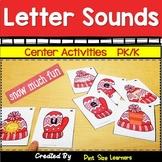 Winter Letter Sound Correspondence