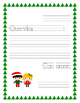 Winter Letter/ Writing