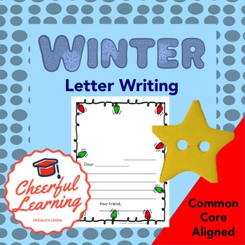 Winter Letter Writing
