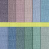 Winter Linen Digital Papers