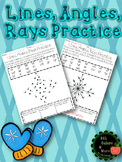 Geometry 4th Grade Practice (Lines and Angles)