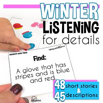 Winter Listening for Details