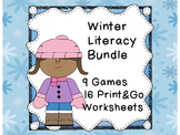 Literacy Bundle Winter