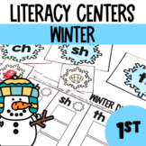 Winter -Literacy Center Fun