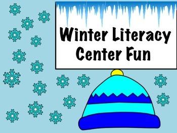 Winter Literacy Center
