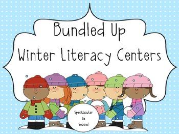 Winter Literacy Centers