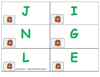 Winter Literacy Centers:  Common Core Aligned