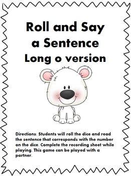 Winter Literacy Centers {Polar Bear Theme}