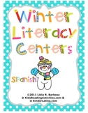 Winter Literacy Centers (spanish)