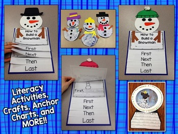 Winter Fun! Literacy Activities!