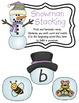 Winter Literacy Games Pre K-K