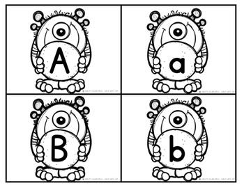 Winter Literacy Growing Pack for Kindergarten - B&W