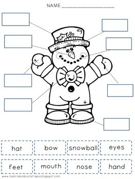 Winter Literacy, Math, Centers, and Activities