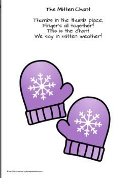 Winter Literacy, Math and Music Bundle!