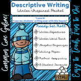 Winter ELA NO PREP Descriptive Essay Pack  (CCSS Aligned 3-6)