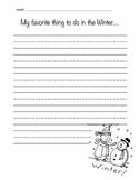 Winter Literacy Pack 1