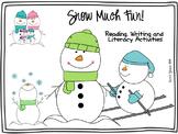 Winter Literacy Unit