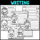 Winter Fun Literacy, Writing and Math Packet UPDATED