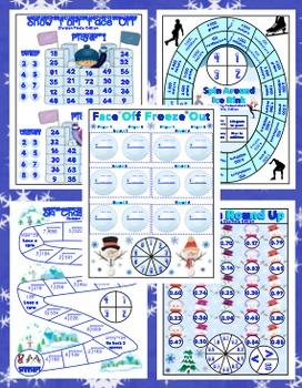 Winter - 4th Grade