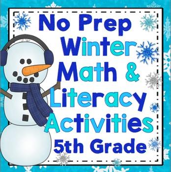Winter - 5th Grade
