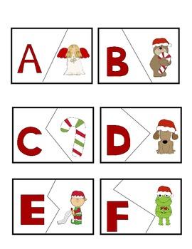 Winter Printable Puzzles