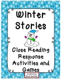 Close Reading Winter Passages