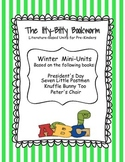 Winter Literature-based Units:  President's Day, Peter's C