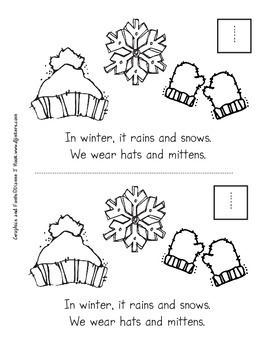 Winter Little Books