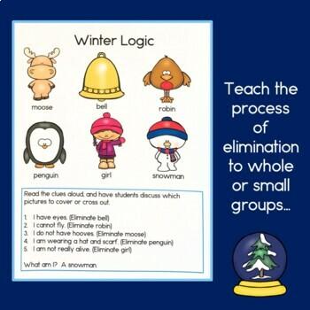 Winter Logic Puzzles