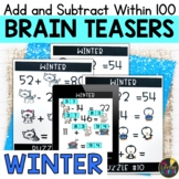 Winter Logic Puzzles   Addition and Subtraction within 100