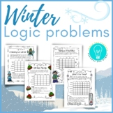 Winter Logic Puzzles / Brainteasers