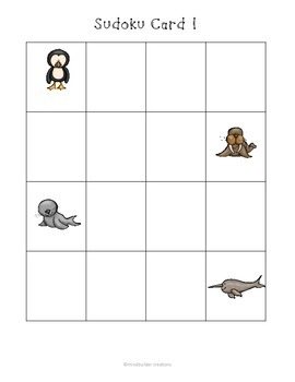 Winter Logical Thinking Puzzles